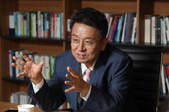 이철희 더불어민주당 의원 우상조 기자