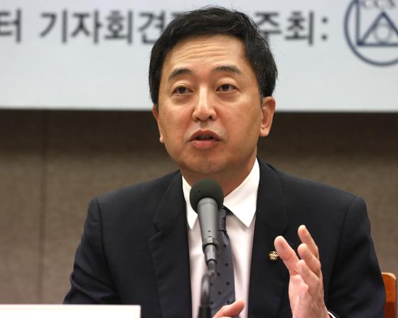 금태섭 더불어민주당 의원. [연합뉴스]
