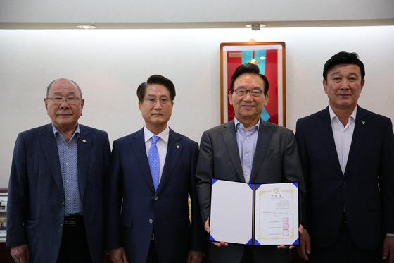 김기병, 4·19 혁명 60주년 기념사업회장