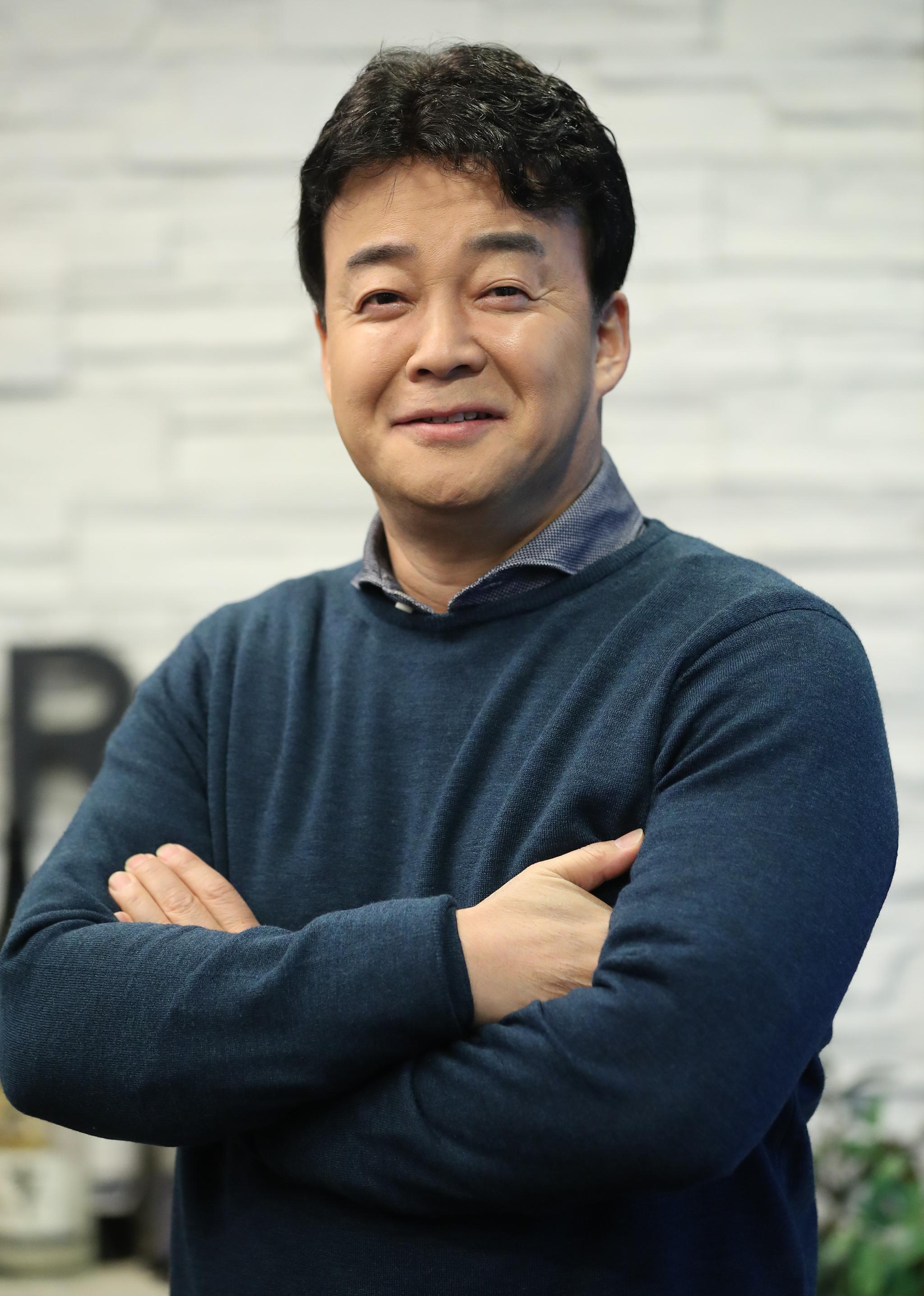 백종원 더본코리아 대표이사. [연합뉴스]