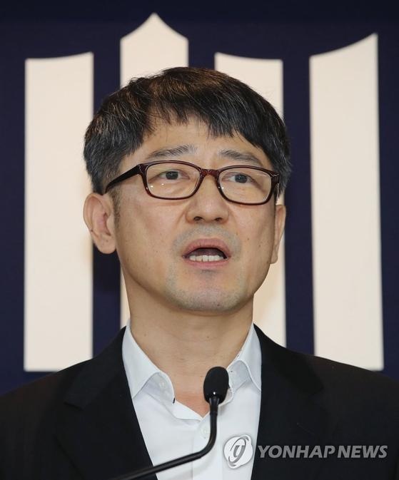 임관혁 세월호 특별수사단장 [연합뉴스]
