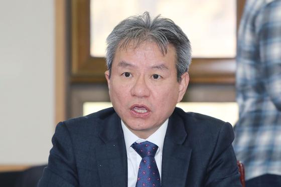 김남준 법무·검찰개혁위원회 위원장. [연합뉴스]