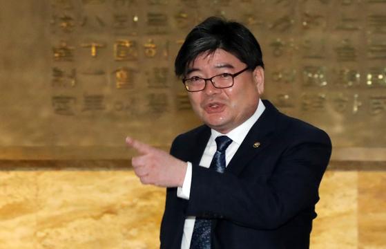 김용진 전 기획재정부 2차관. [뉴스1]