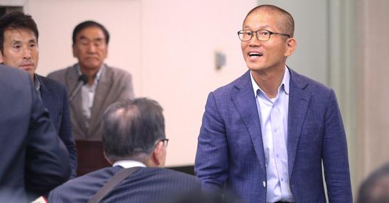 김문수 전 경기지사의 9월 20일 모습 [뉴스1]