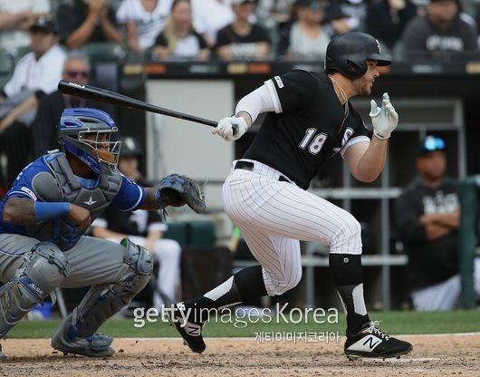 지난해 시카고 화이트삭스 소속으로 홈런 27개를 때려낸 다니엘 팔카. 올 시즌에 입지가 줄어들었고 KBO 리그행이 가능한 타자 자원으로 분류된다.