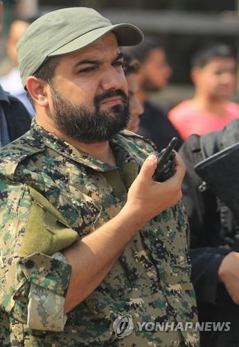 이스라엘 공습으로 숨진 이슬라믹 지하드 지도자 알아타. [AFP=연합뉴스]