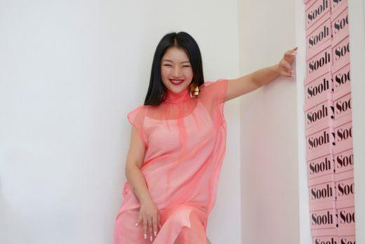 향기 전문 브랜드 수향의 김수향 대표. [사진 김수향]