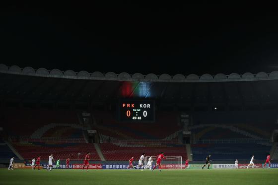 벤투호가 북한전에 이어 레바논전까지, 2경기 연속 무관중 경기를 치른다. [사진 대한축구협회]