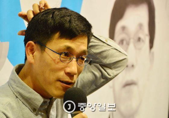 진중권 동양대 교수 [중앙포토]