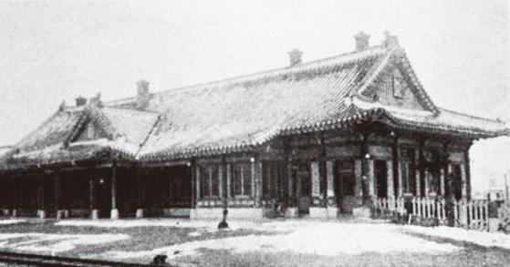 <사진 31> 전주역사. [출처 한국철도공사]
