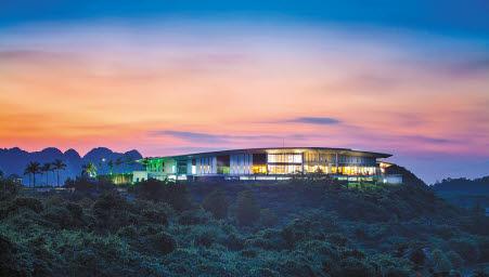 로얄골프&리조트는 코스 레이아웃의 설계에서부터 코스 관리까지 베트남 최고 수준의 골프시설을 갖추고 있어 겨울 골프를 즐기기 좋은 곳이다. [사진 투어클럽]