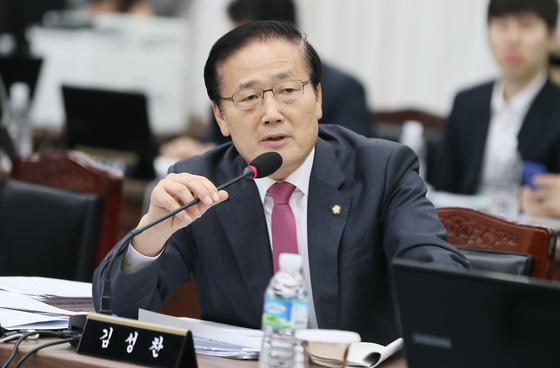 자유한국당 김성찬 의원 [연합뉴스]