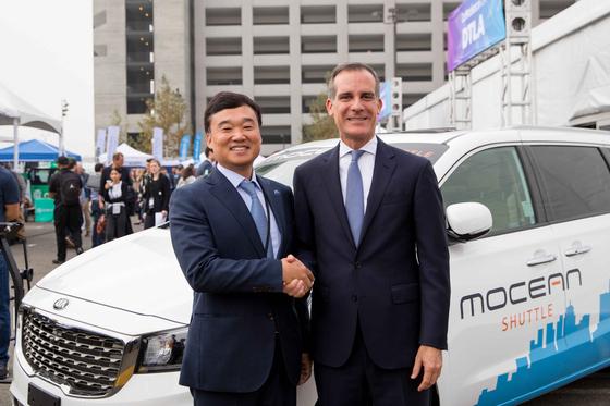 현대차, '격전지' LA에서 모빌리티 사업 본격화한다