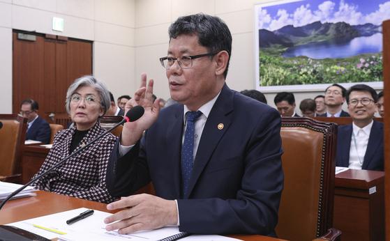 김연철, 내년 올림픽 때 휴전 제안···한미훈련·北도발 유예