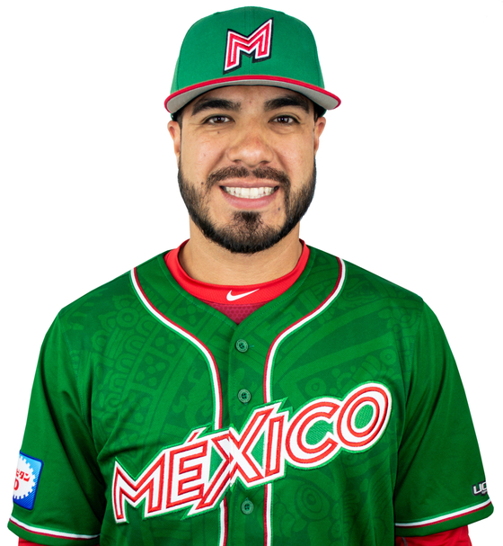 멕시코 야구대표팀 투수 마누엘 바레다. 15일 한국전 선발로 나선다. [프리미어12 트위터]