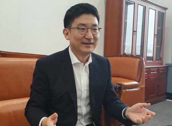 김세연 자유한국당 의원. [중앙포토]