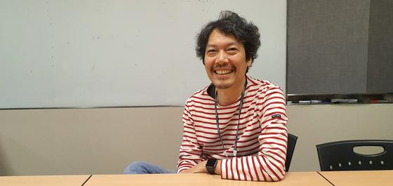 송재경 엑스엘게임즈 대표는 지난달 10일 자신이 만든 5번째 게임 '달빛조각사'를 출시 했다. 박민제 기자