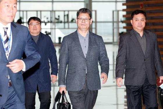 김연철 '금강산 관광' 논의 위해 방미