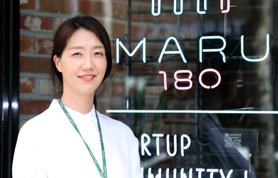 정남이 아산나눔재단 상임이사. 김상선 기자