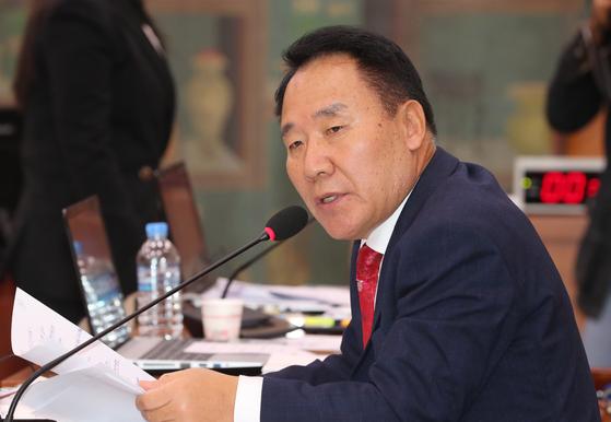 염동열 자유한국당 의원. [연합뉴스]