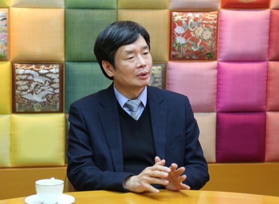 김호성 전 성신여자대학교 총장. [연합뉴스]