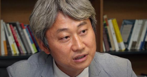 김근식 경남대 교수. [중앙포토]