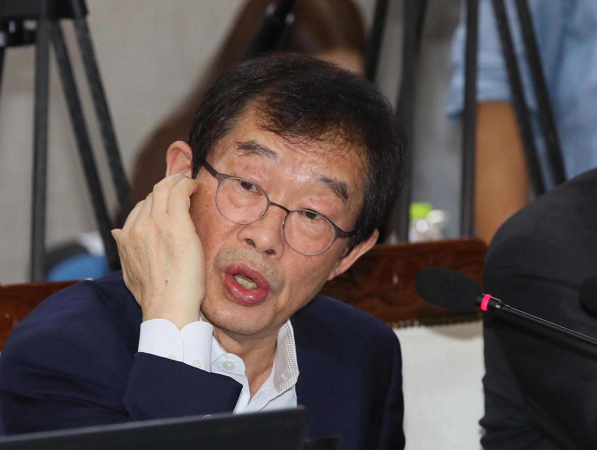 더불어민주당 이용득 의원. [연합뉴스]