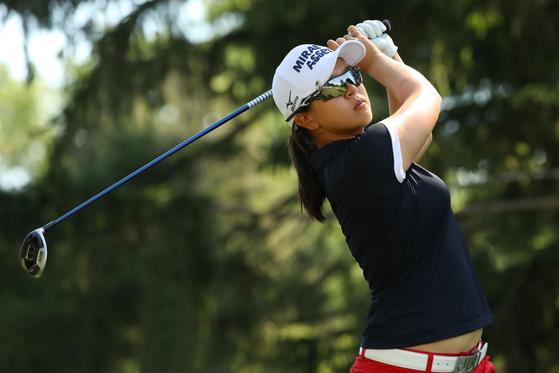 김세영, 여자 골프 세계 11위...한국 선수 중 톱4 진입