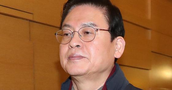 자유한국당 정우택 의원. [연합뉴스]