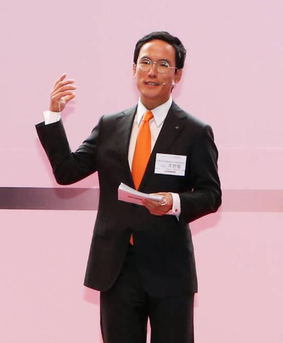 MB 셋째 사위 조현범 한국타이어 대표에 구속영장…수억원 개인사용 정황