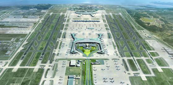 인천공항, 4단계 업그레이드 시작…5년후 세계 3대 공항 된다
