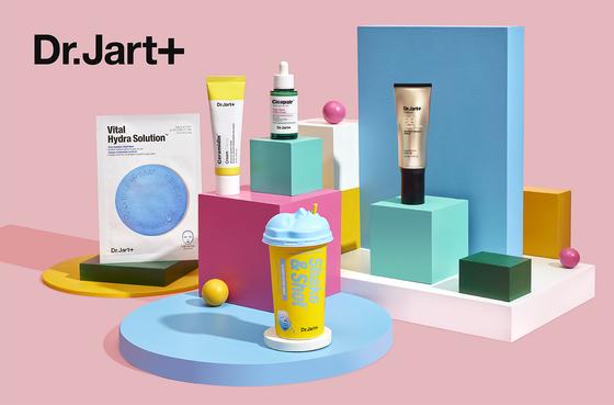 K-뷰티 브랜드 '닥터자르트'가 글로벌 화장품 기업 '에스티 로더 컴퍼니즈에 인수된다. 기업 가치는 약 2조원이다. [사진 닥터자르트]
