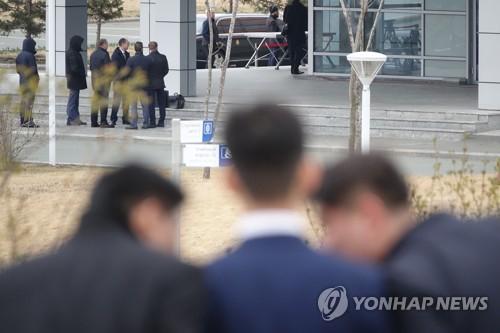북한 유학생들. [연합뉴스]