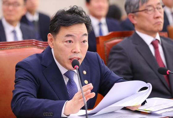 김오수 법무부 차관. [뉴시스]