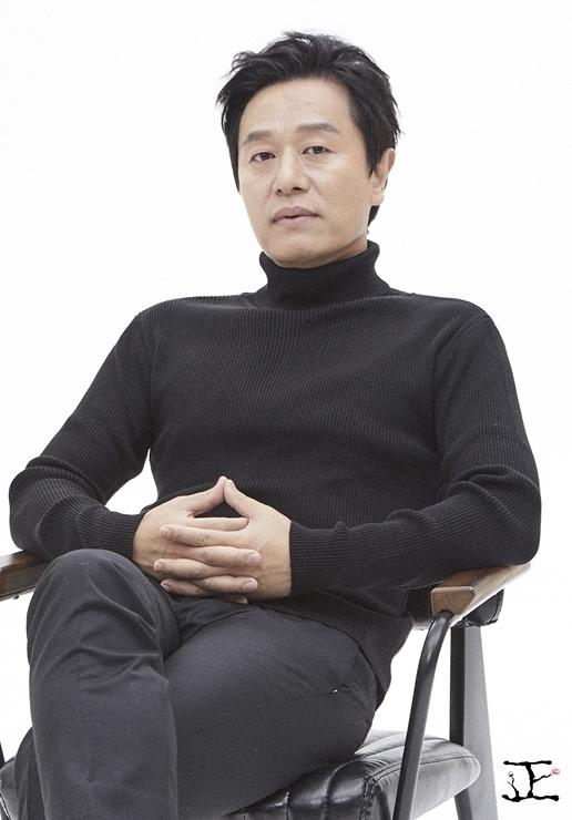 배우 김민상 / 사진=바를정엔터테인먼트