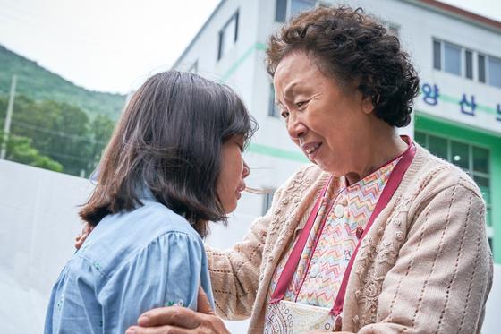 영화 '감쪽같은 그녀' 나문희 스틸 / 사진=메가박스중앙(주)플러스엠