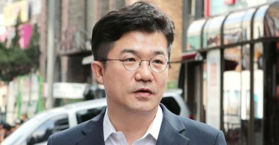 송인배 전 청와대 정무비서관. [뉴스1]
