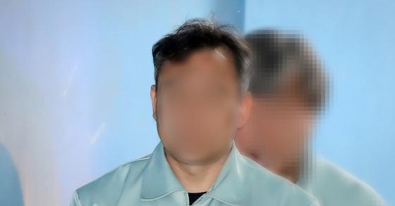 시험문제 유출 혐의를 받는 전 숙명여고 교무부장. [뉴스1]