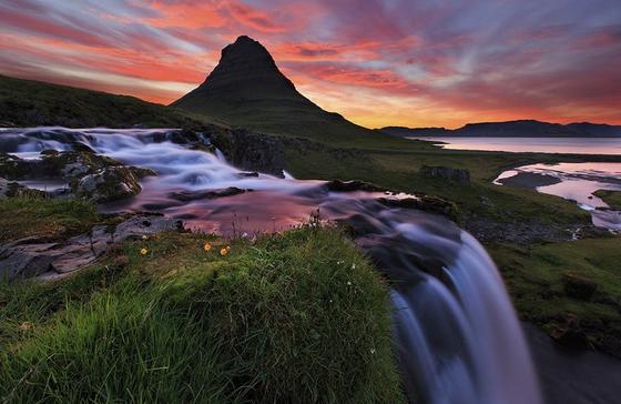 아이슬란드 스나이스펠스외쿨 국립공원 [사진 아이슬란드 관광청]