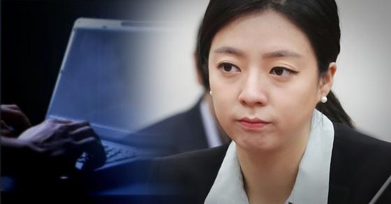 배현진 자유한국당 송파을 당협위원장. [중앙포토·연합뉴스]