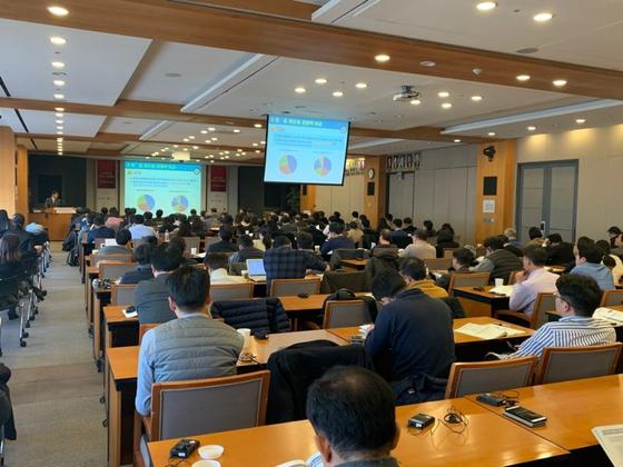 한국무역협회와 차이나랩이 주최한 '2020 한중 비즈니스 전략 포럼'이 20일 삼성동 트레이드타워에서 열렸다. [출처 무역협회]