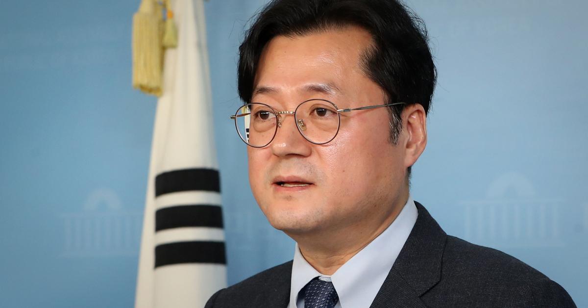홍익표 더불어민주당 수석대변인. [뉴스1]