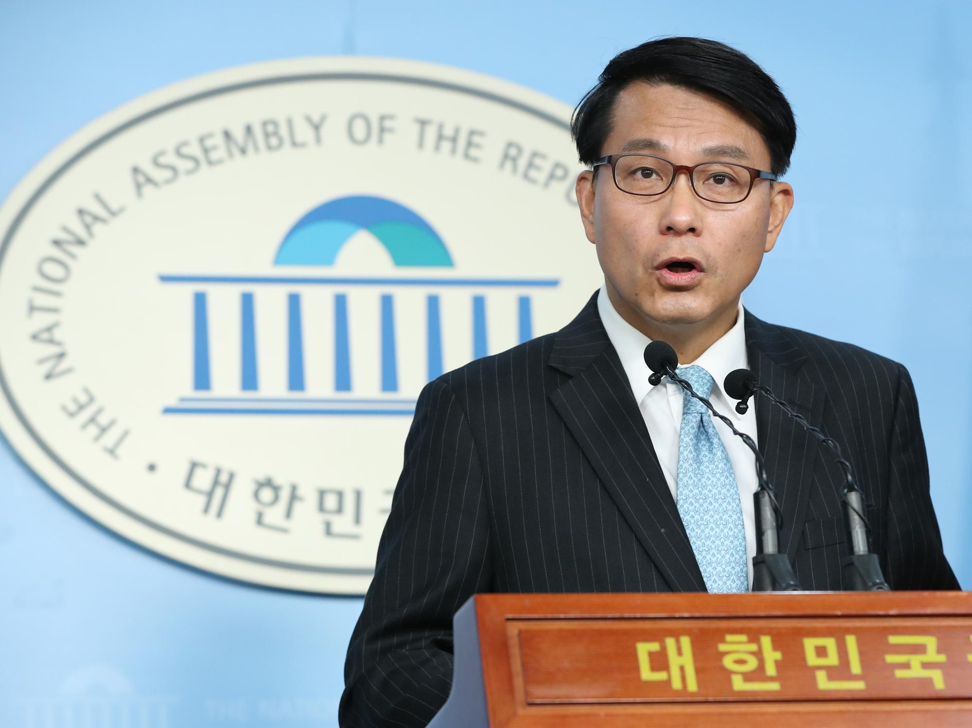 국회 외교통일위원회 윤상현 위원장. [연합뉴스]