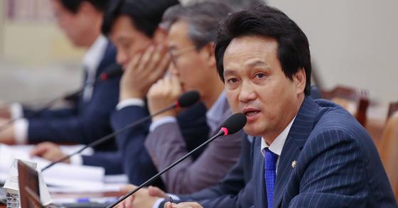안민석 더불어민주당 의원. [연합뉴스]