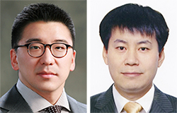 구본혁(左), 박용상(右)