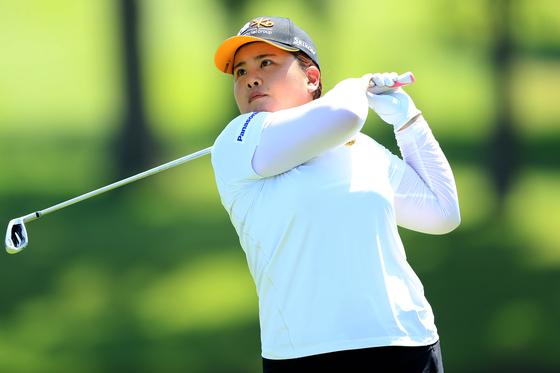 LPGA가 2010년대 최고 여자 골프선수 팬 투표를 진행한다. 기록에선 박인비가 단연 앞서지만, 짧은 기간 강렬한 인상을 남긴 청야니(가운데), 10대에 맹활약한 리디아 고(가장 아래)도 주목할 만하다. [AFP=연합뉴스]