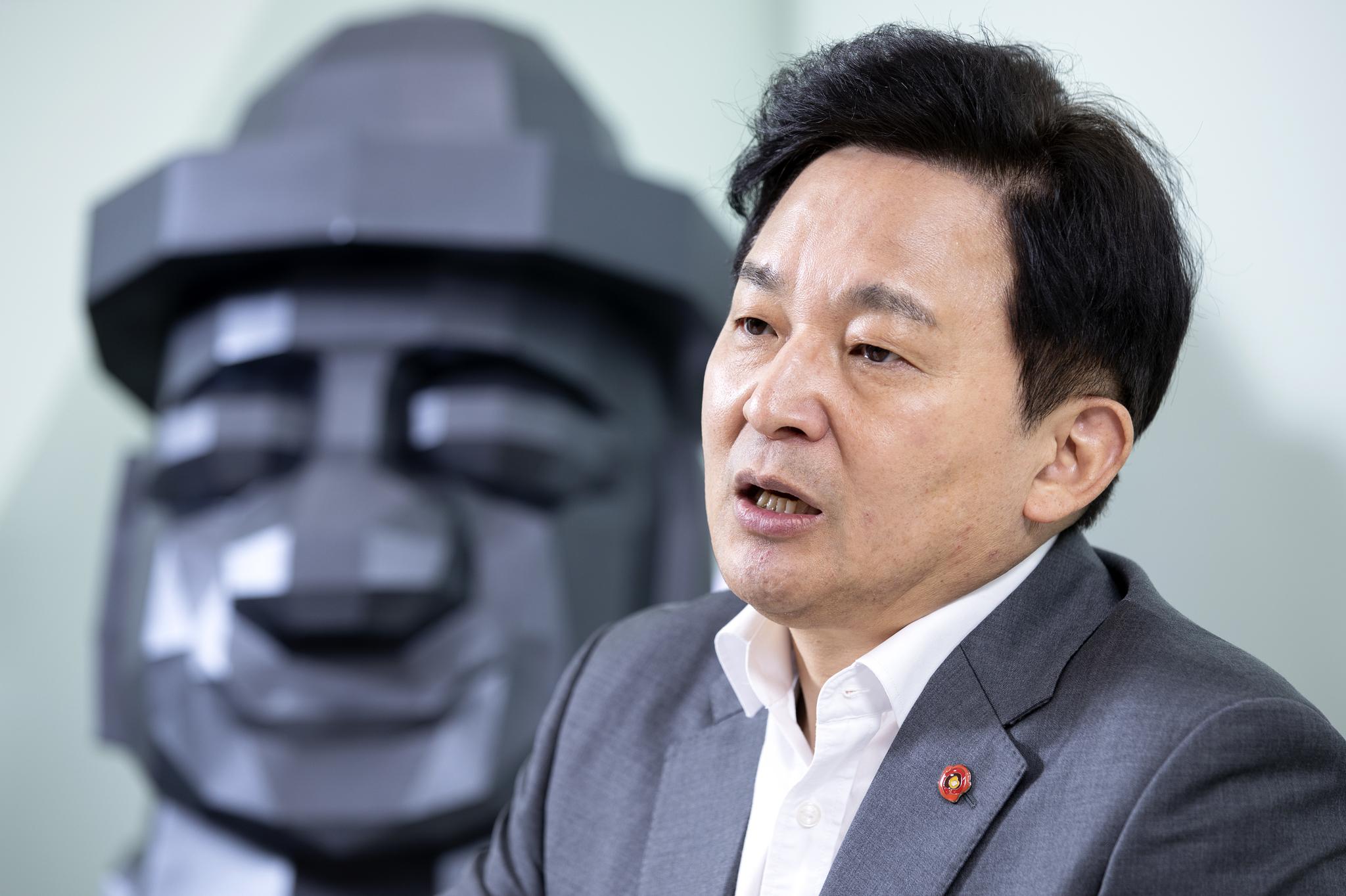 원희룡 제주지사. 김현동 기자
