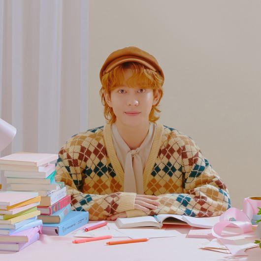 지난 10일 신곡 '사랑을 한 번 할 수 있다면'을 발표한 블락비 박경. [사진 세븐시즌스]