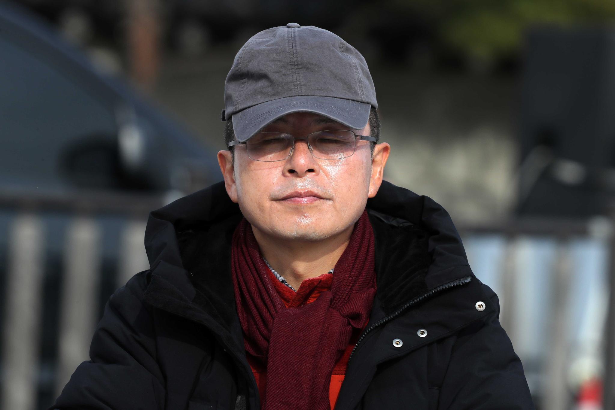 황교안 자유한국당 대표. 김상선 기자
