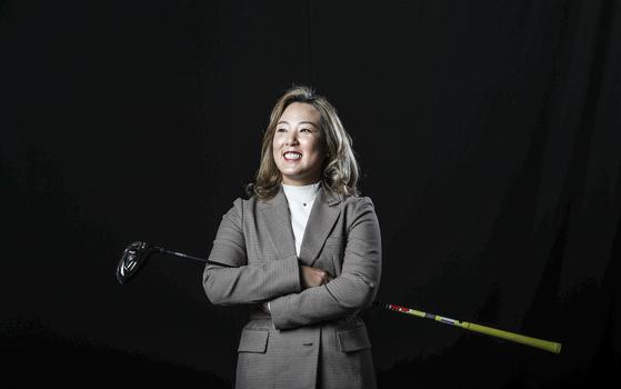 2020년 미국여자프로골프(LPGA) 데뷔하는 전지원. 김경록 기자